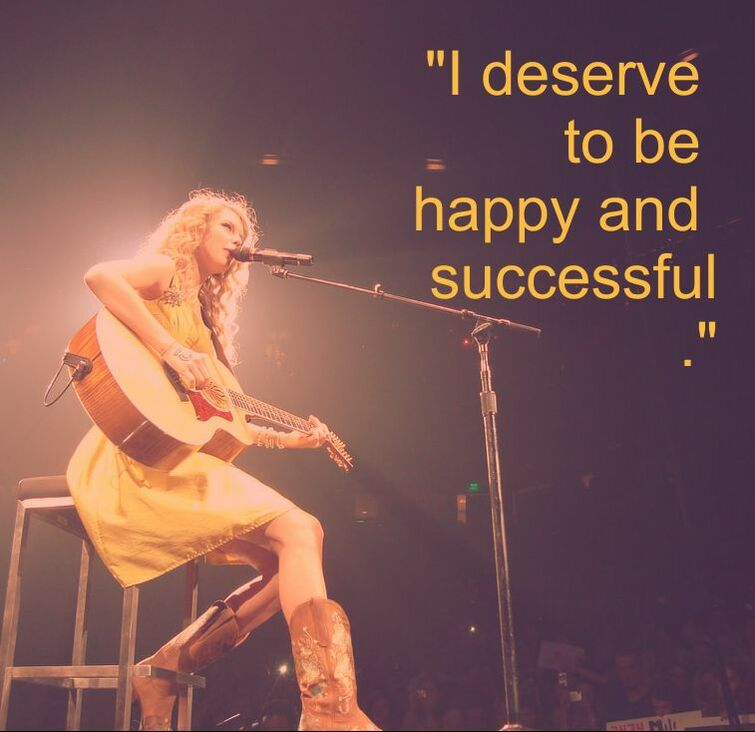 Young Taylor Swift - Affirmation: