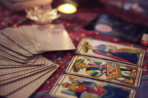 Tarot Card Spread for Clairvoyant Reading