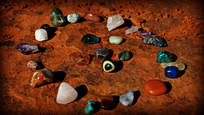 Crystal Healing - Spiritual Healing Work with gemstone